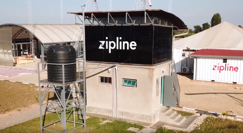 The Rise Fund Invests in Healthcare Drone Delivery Service, Zipline